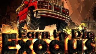 🎮 Earn to Die 2 Exodus Todos Los Coches!! y Mejoras!! || Jugardorgamer ||