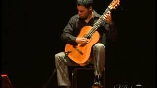 Jorge Caballero plays Bach: Fantasia Cromática e Fuga (Movimento Violão)