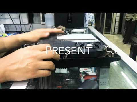 Disassemble And Clean Your PS3 SLIM EASILY
