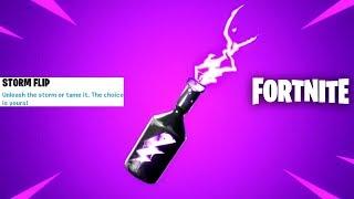Fortnite New Storm Flip Update Gameplay Live! (Fortnite New Update)