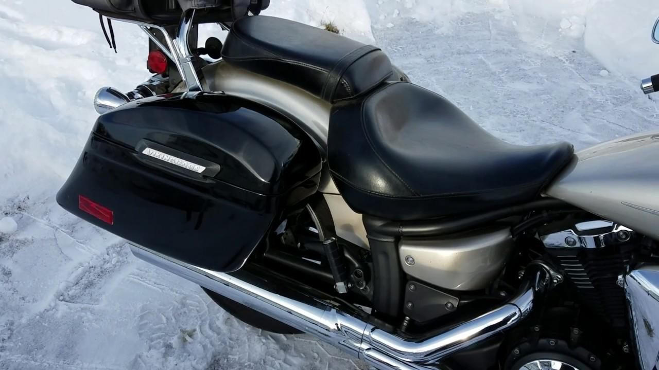 Viking Bags Yamaha Raider