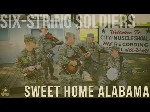 Sweet Home Alabama [Lynyrd Skynyrd] Six-String Soldiers Acoustic Cover