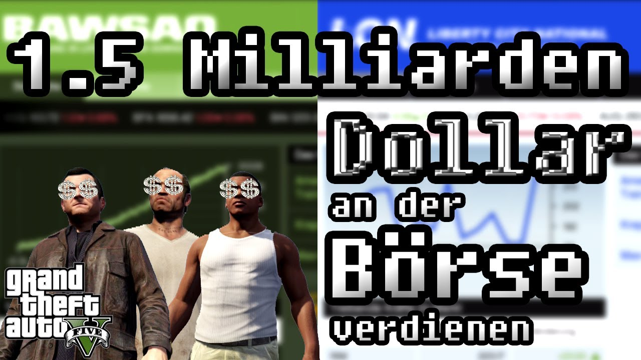 Gta 5 Milliarden