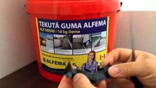ALFEMA TEKUTA GUMA  ALF HB500 KANADA
