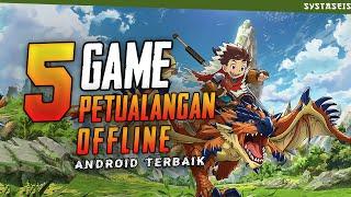 5 Game Petualangan Offline Terbaik Dan Seru Di Android