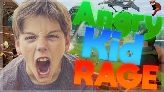 ANGRY FORNITE KID RAGES ¦FORTNITE¦ STEALS MUM'S CREDIT CARD