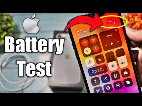 IPhone 11 Pro Max Battery Test   Iphone 11 Pro Battery Drain Test   Charging Test Of Iphone 11 Pro