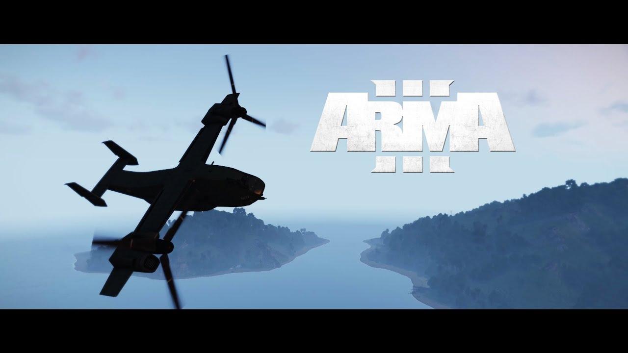 ArmA 3 V-44 X Blackfish Montage [EUTW CTI] by GoodGuySteven