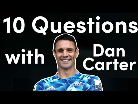 10 Questions with Dan Carter