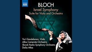 Suite for Viola and Orchestra: I. Lento - Allegro - Moderato