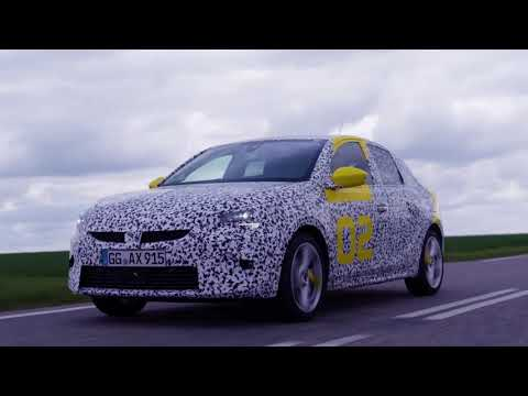 2020 Opel Corsa Prototype  - First Test Drive Video Review