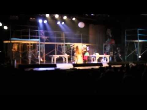 "Ramapo's Gold Masque Presents ""Rent"""