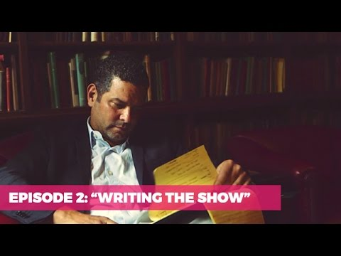 """Episode 2: """"Writing the """"  ON YOUR FEET!"""