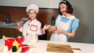 ემილიას ზღაპრულ სამზარეულოში ესტუმრა ალისა, როგორ ფიქრობთ რა მოამზედეს?