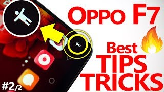 OPPO F7 Amazing Features, TIPS & TRICKS, Complete Tutorial [...