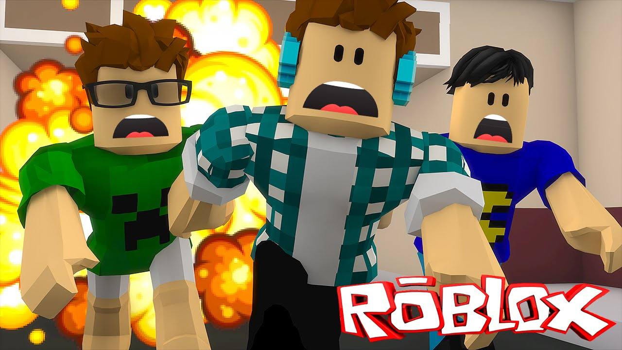 Roblox - Misso Impossvel Com Pac E Mike  Roblox -7888