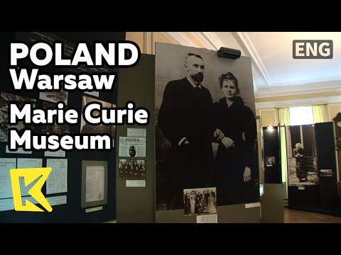 【K】Poland Travel-Warsaw[폴란드 여행-바르샤바]퀴리 부인 생가/Marie Curie Museum/Maria Salomea Sklodowska/Birthplace