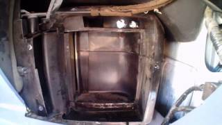 how to replace the heater core in a 1989 ford f 250 eighth generation f series