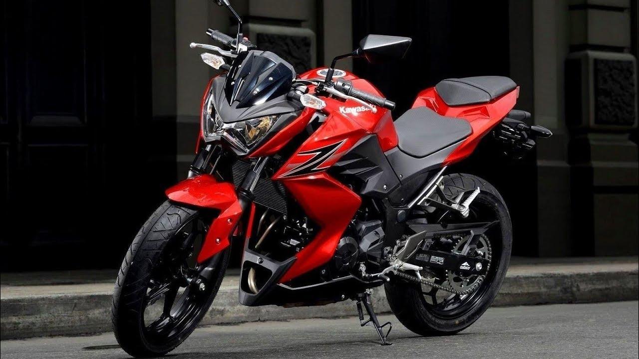 Kawasaki Z250SL review - A lady riders take