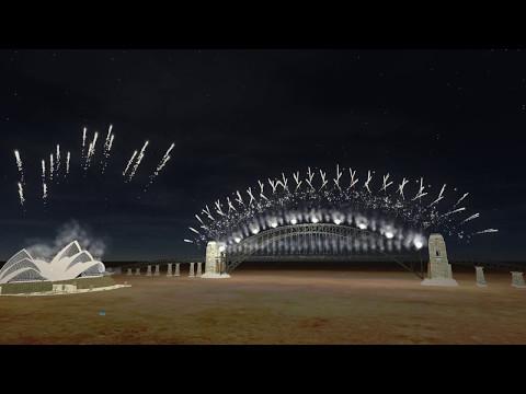 Sydney Fireworks 2018