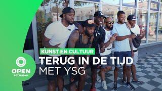 Rapgroep YSG uit Hoogvliet haalt herinneringen op tijdens nostalgisch weerzien | Kunst & Cultuur