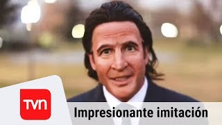 Kramer sorprenderá en Kamaleón con impresionante imitación a Juan Antonio Pizzi