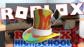 Hat CouturelRoblox's Top Model [Imagination Event]| ROBLOX Event!