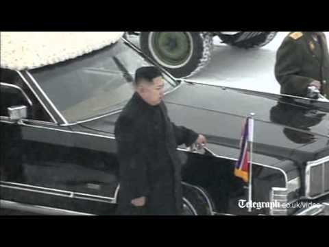Kim Jong-il given military funeral in North Korea