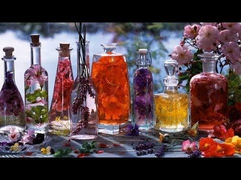 Эфирные масла в магии