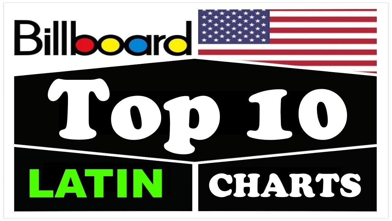 Billboard latin charts june 24 2017 chartexpress youtube
