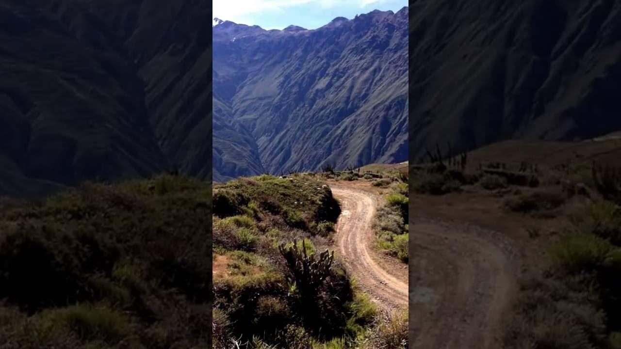 Mountain Biking Trip In The Colca Canyon