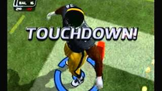 NFL Blitz 2003 - Baltimore Ravens at Pittsburgh Steelers