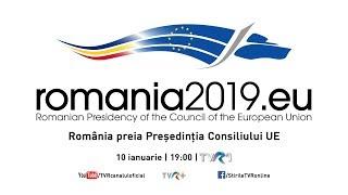 România preia Preşedinţia Consiliului Uniunii Europene (LIVE)