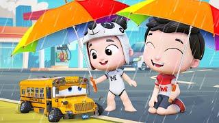 Kids Dance Song | Head Shoulder Knees and Toes | Pat A Cake #appMink Kids Song & Nursery Rhymes