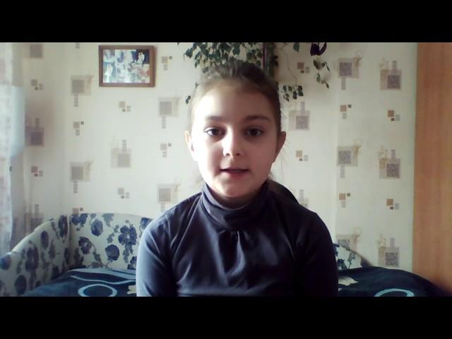 Изображение предпросмотра прочтения – ДарьяЗахарова читает произведение «Реквием (в сокращении)» Р.И.Рождественского