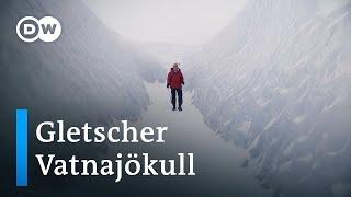 Gewaltige Eismassen: Europas größter Gletscher   Euromaxx