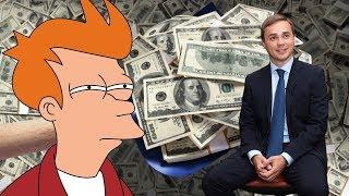 Как за 2015 год заработать 100 тыс  евро   'ИГРА В ЖИЗНЬ'
