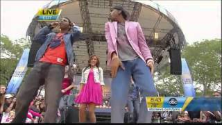 Camp Rock 2: The Final Jam - Its On Live On Good Morning America [HD] YouTube Videos