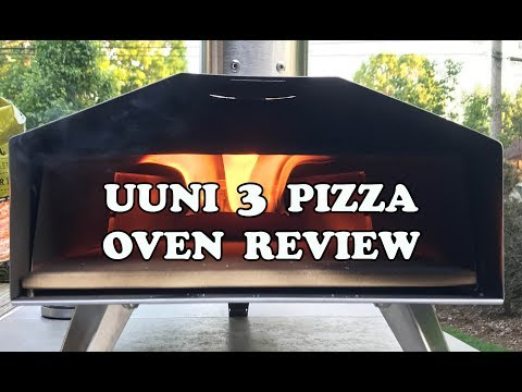 Uuni 3 Review - Long - same as the Ooni 3