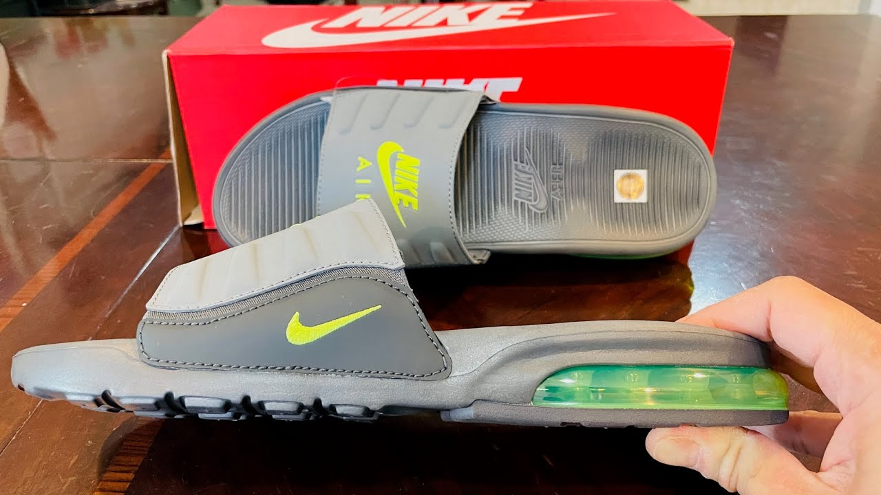 UNBOXING & REVIEW NIKE AIR MAX CAMDEN SLIDE