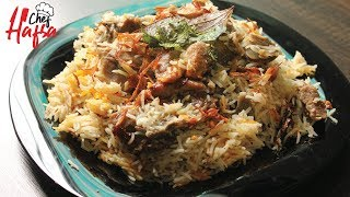 Mutton Pulao - Instant Mutton Pulao - Easy and Quick