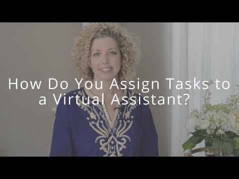 AR Show #18 - How Do You Assign Tasks to a Virtual Assistant?