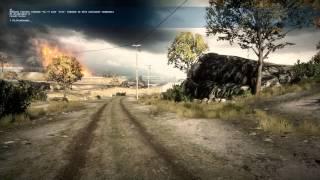 Battlefield 3: No Weapon Glitch Cinematic Tutorial