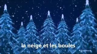 """Christine DAVI : """"La neige et les boules"""""""