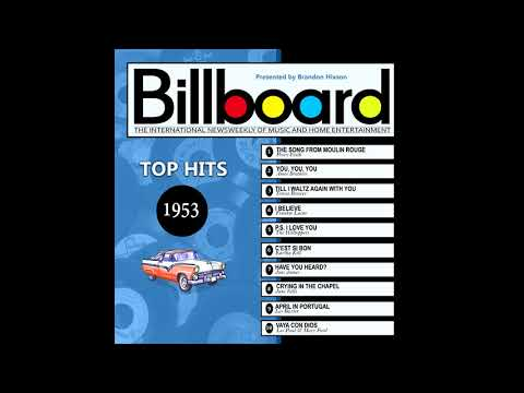 Billboard Top Hits  1953