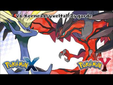 Pokémon X/Y - Vs Kalos Legendary HD (Official)