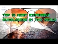 Most Expensive Sunglasses in the World   Nfx Fashion Tv