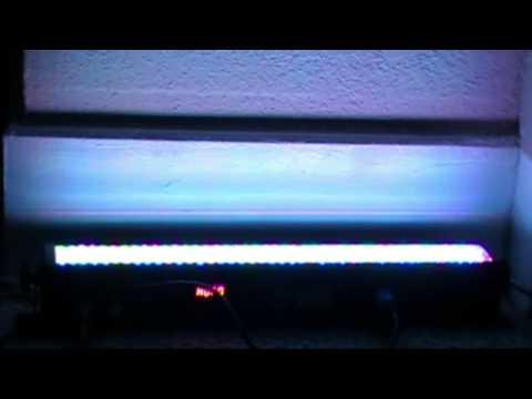 Mega Bar 50 RGB RC From American DJ