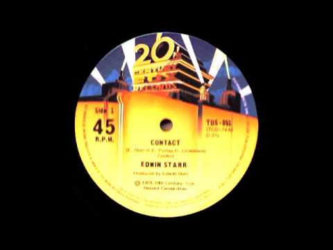 Edwin Starr - Contact (20th Century Fox Records 1978)
