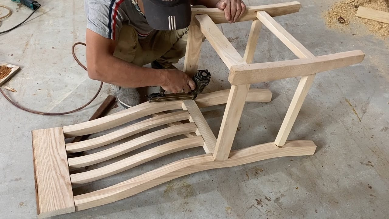 How To Build A Wooden Chairs For Dining Table Amazing